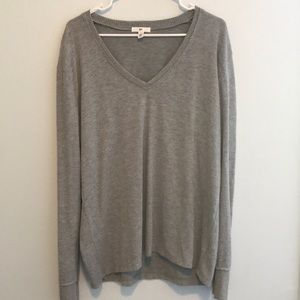 NWOT BP. Grey Sweater